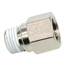 Male Thread - Female Thread Check Valve