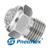 Most Popular Silencer Recently - SSLV Stainless Steel Silencer with Mesh