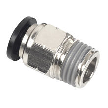 Push in Fitting - Male Connector